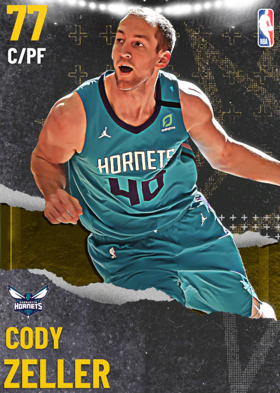 77 Cody Zeller | undefined