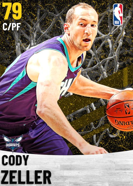 79 Cody Zeller   Charlotte Hornets