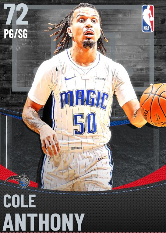 72 Cole Anthony | Orlando Magic