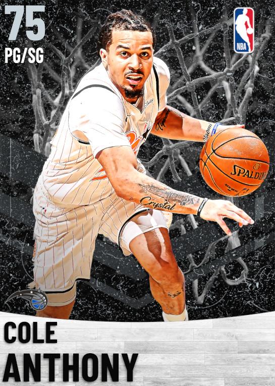 75 Cole Anthony   Orlando Magic