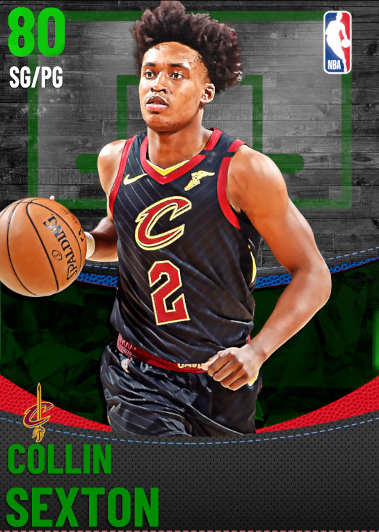80 Collin Sexton | Cleveland Cavaliers