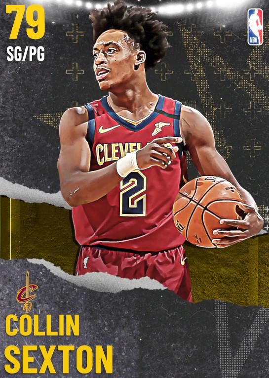 79 Collin Sexton | undefined