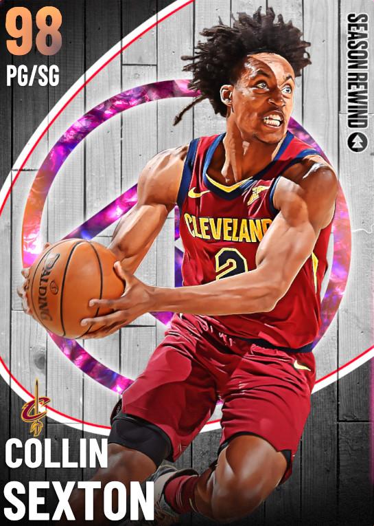 98 Collin Sexton | Season Rewind
