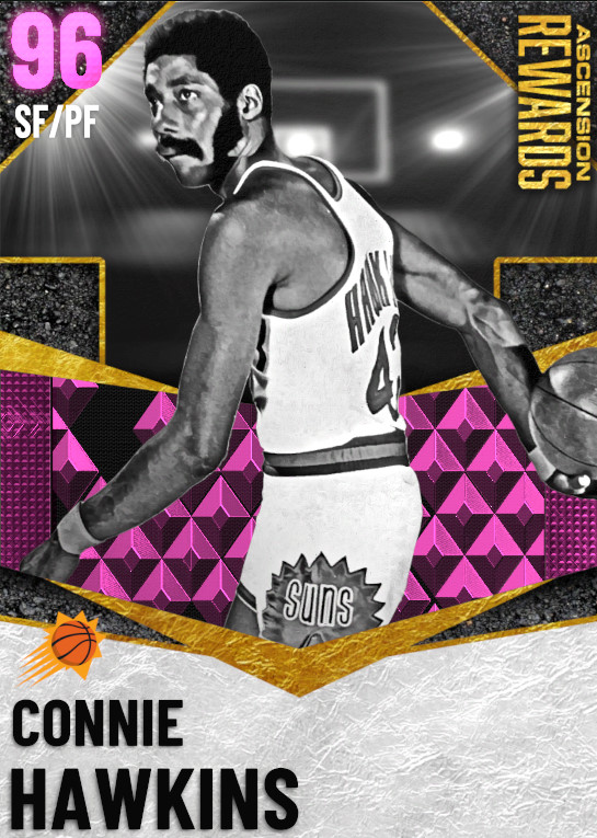 96 Connie Hawkins | undefined
