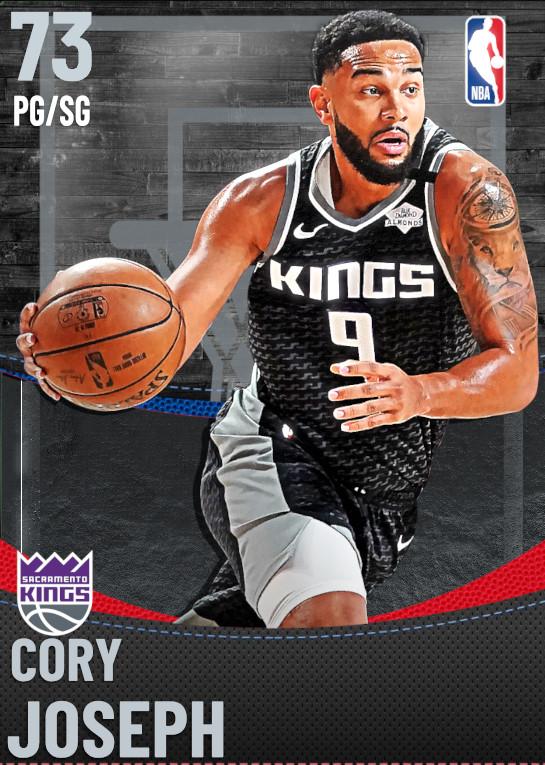 73 Cory Joseph | Sacramento Kings