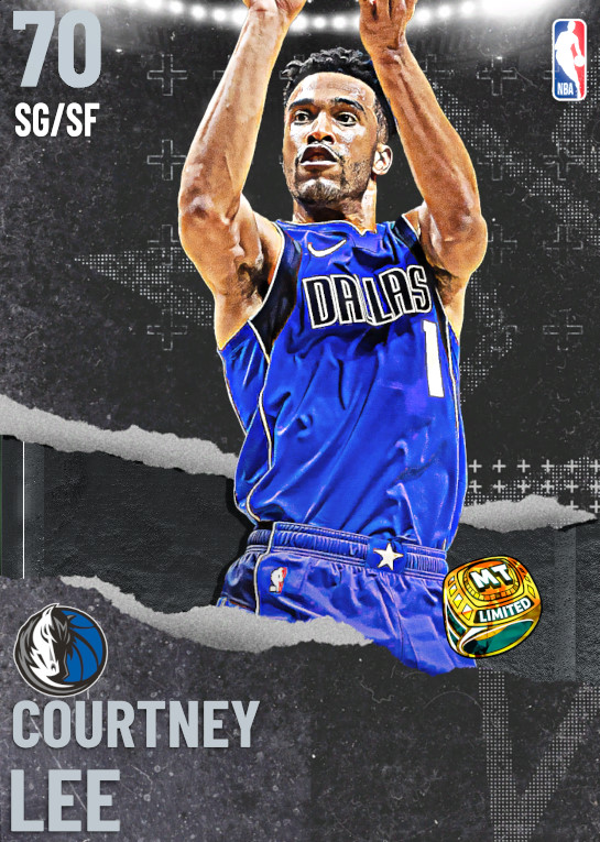 70 Courtney Lee | undefined