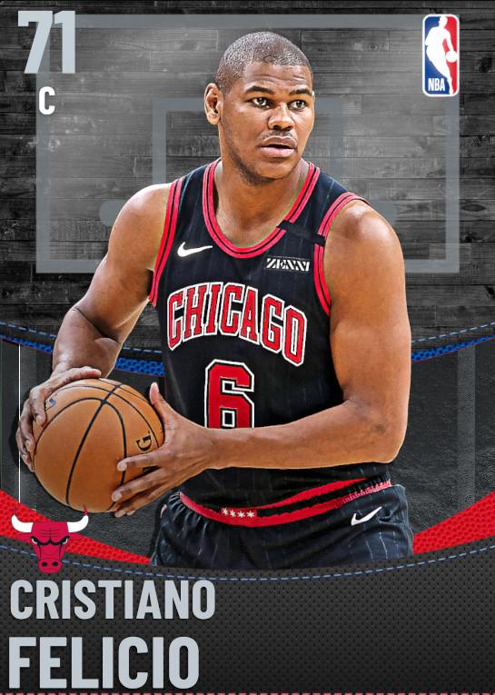 71 Cristiano Felicio | Chicago Bulls