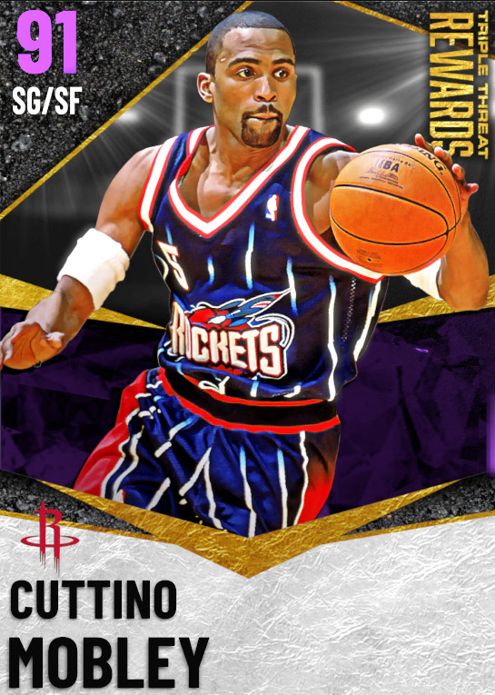 91 Cuttino Mobley   undefined