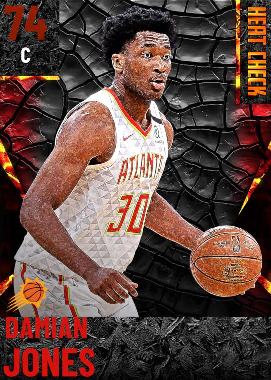 74 Damian Jones | Phoenix Suns