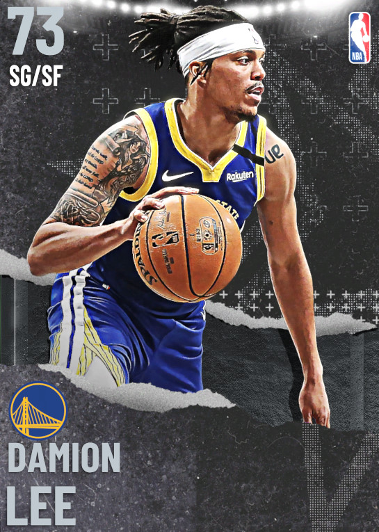 73 Damion Lee | undefined