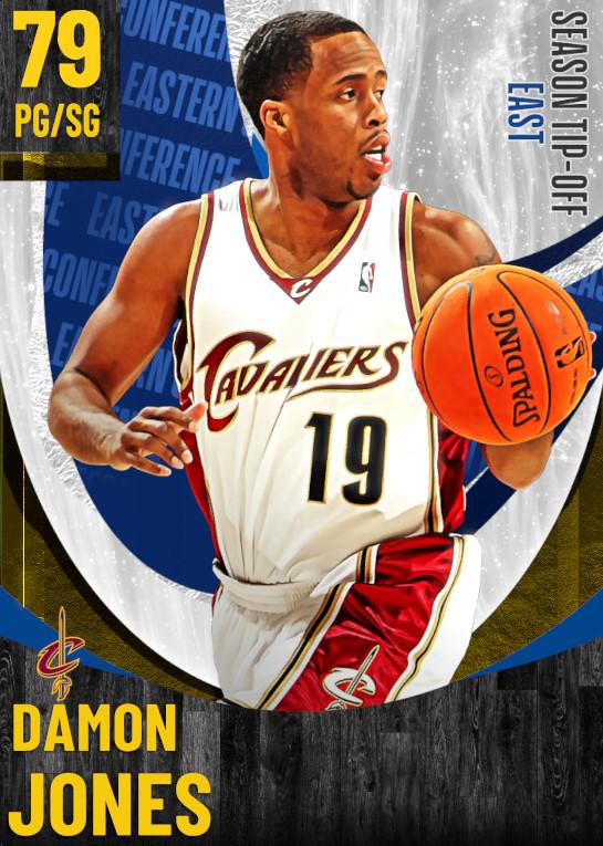 79 Damon Jones | undefined