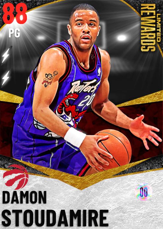 88 Damon Stoudamire | undefined