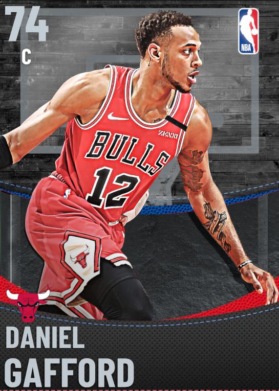 74 Daniel Gafford | Chicago Bulls
