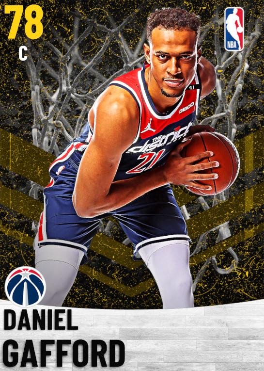 78 Daniel Gafford   Washington Wizards