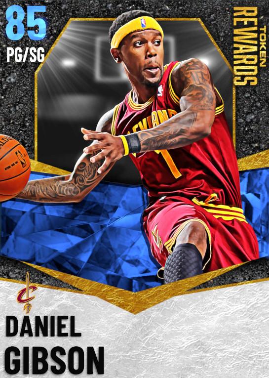 85 Daniel Gibson | undefined