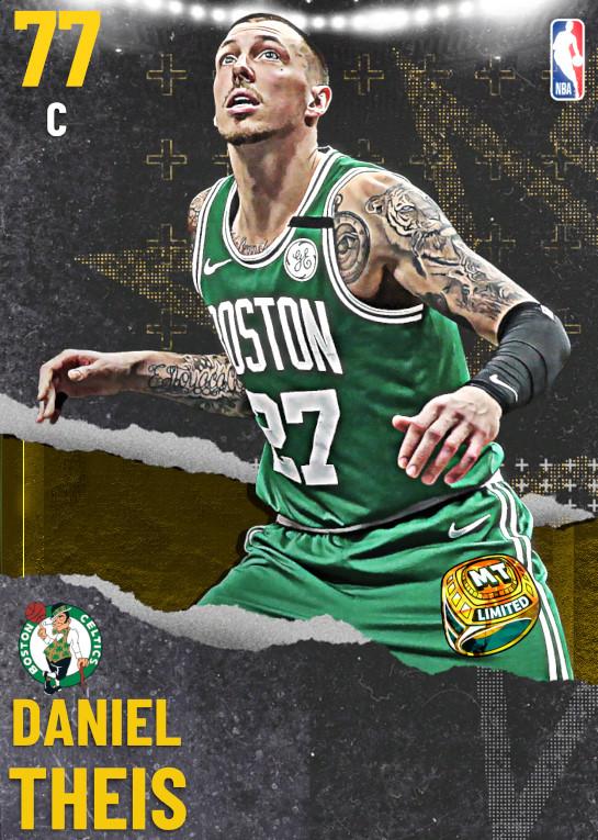77 Daniel Theis   undefined