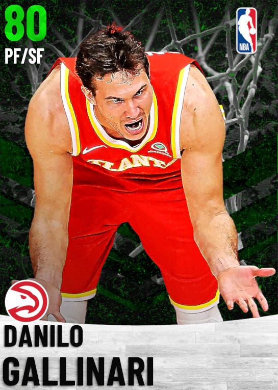 80 Danilo Gallinari   Atlanta Hawks