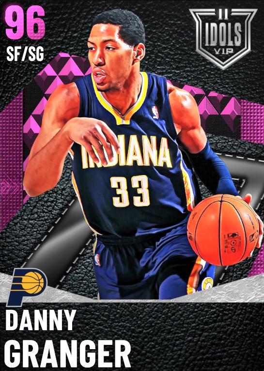 96 Danny Granger   undefined