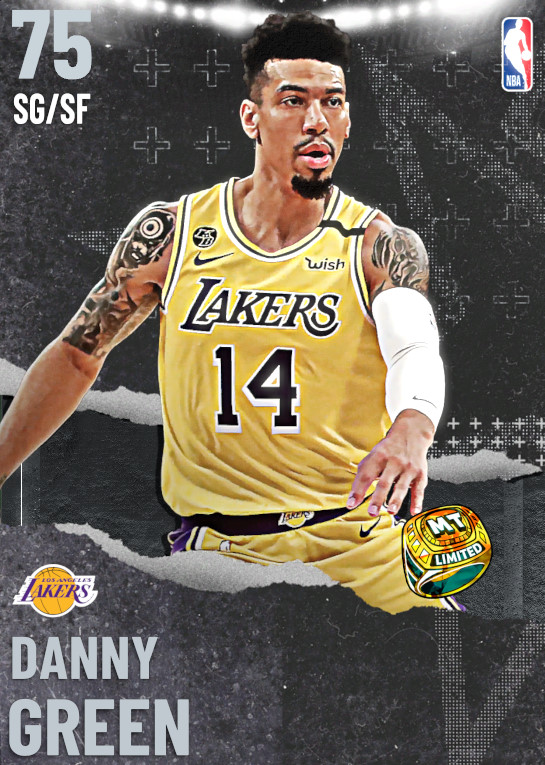 75 Danny Green | undefined