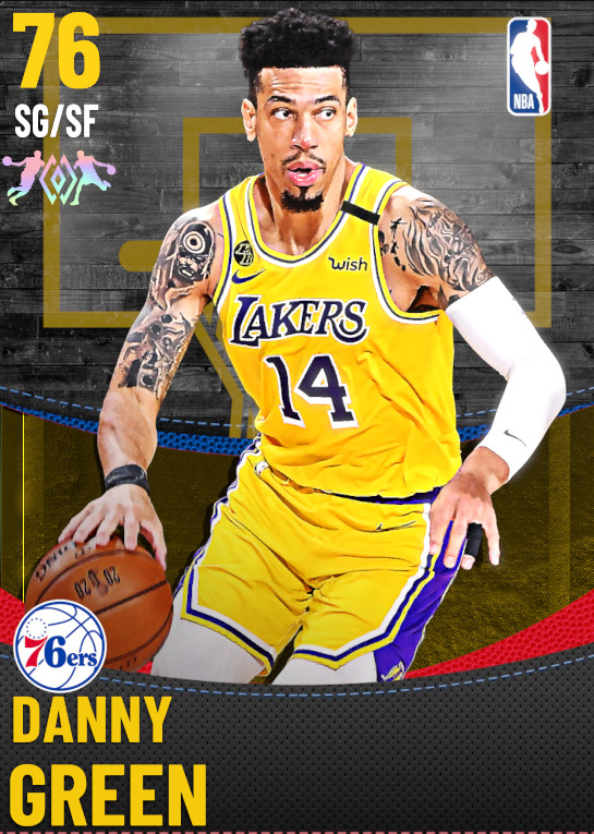76 Danny Green | Philadelphia 76ers