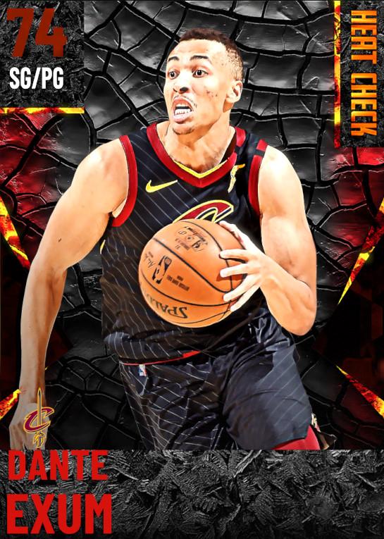 74 Dante Exum | Cleveland Cavaliers