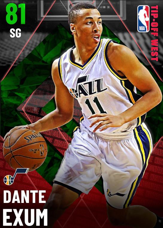 81 Dante Exum   Season 2 Tip Off  West