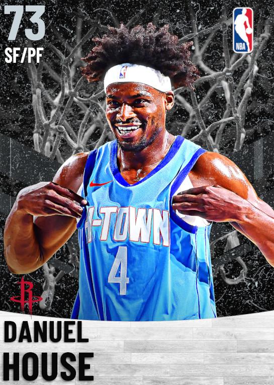 73 Danuel House   Houston Rockets