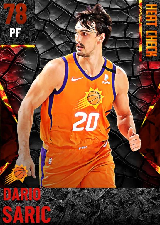 78 Dario Saric | Phoenix Suns