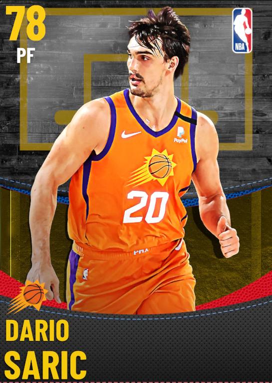 78 Dario Saric | undefined