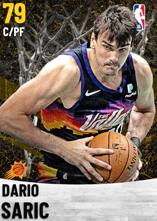 79 Dario Saric   Phoenix Suns