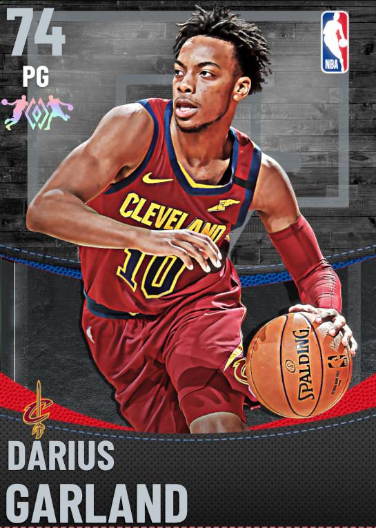 74 Darius Garland | Cleveland Cavaliers