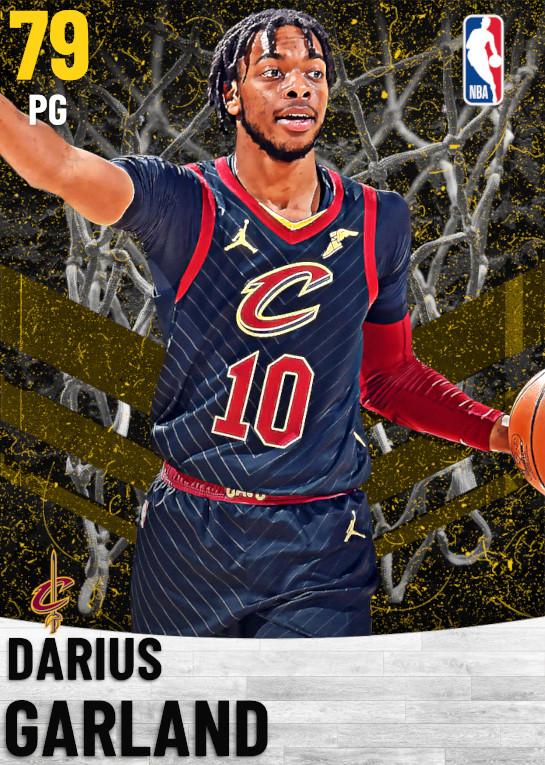 79 Darius Garland   Cleveland Cavaliers