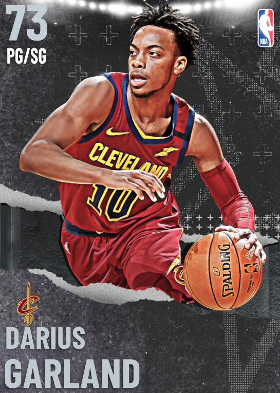 73 Darius Garland | undefined