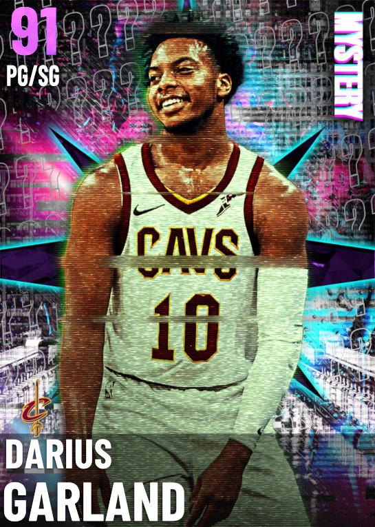 91 Darius Garland | Mystery