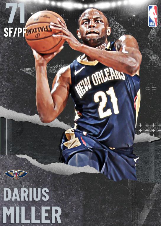 71 Darius Miller   undefined