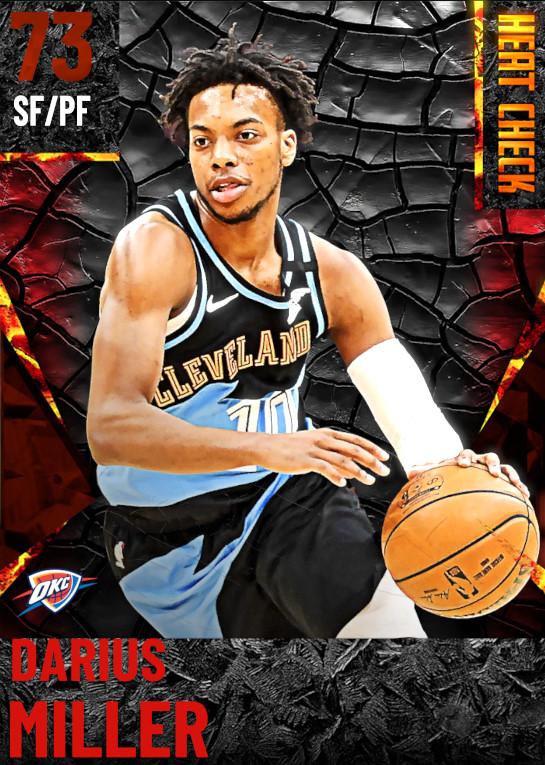73 Darius Miller | Oklahoma City Thunder