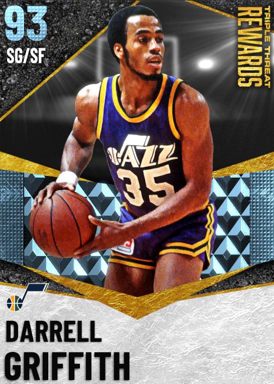 93 Darrell Griffith   TT Online Rewards