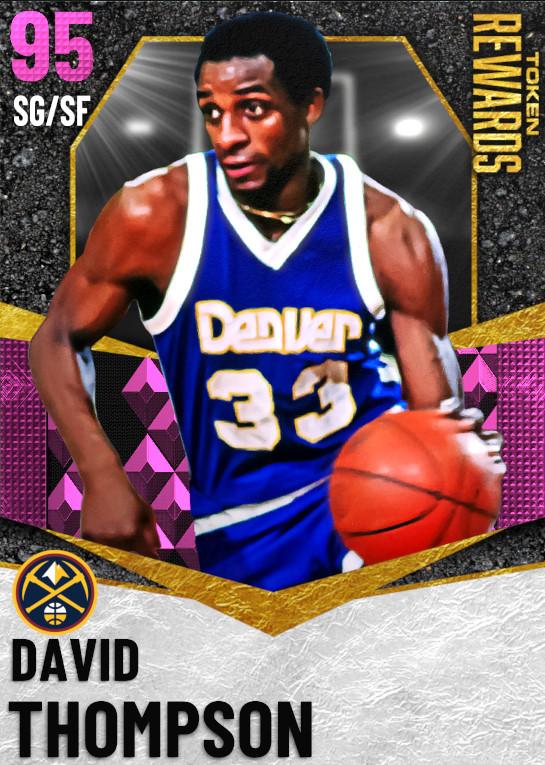 95 David Thompson | undefined