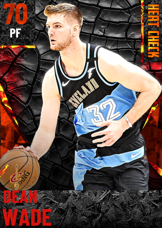 70 Dean Wade | Cleveland Cavaliers