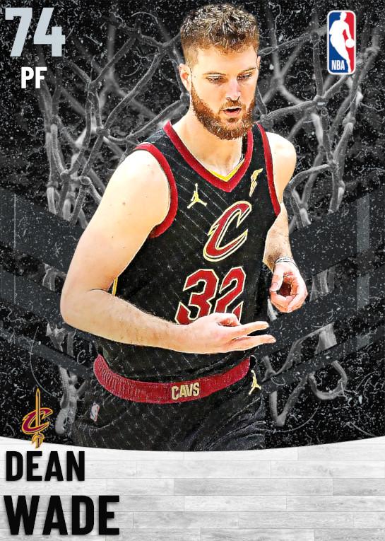 74 Dean Wade   Cleveland Cavaliers
