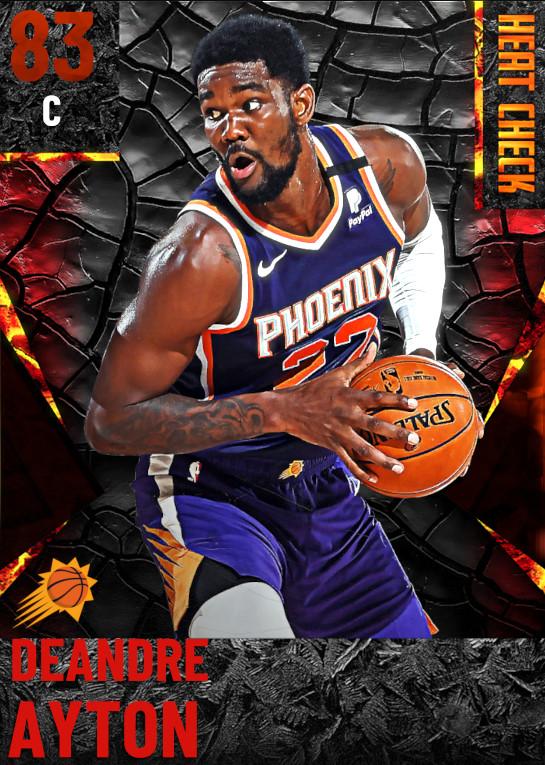 83 Deandre Ayton | Phoenix Suns