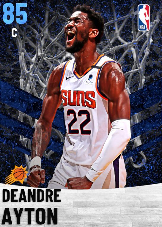 85 Deandre Ayton   Phoenix Suns