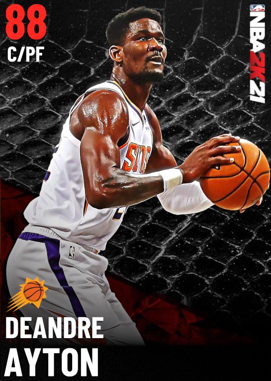 88 Deandre Ayton   Promo