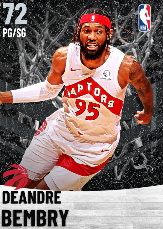72 DeAndre Bembry | undefined