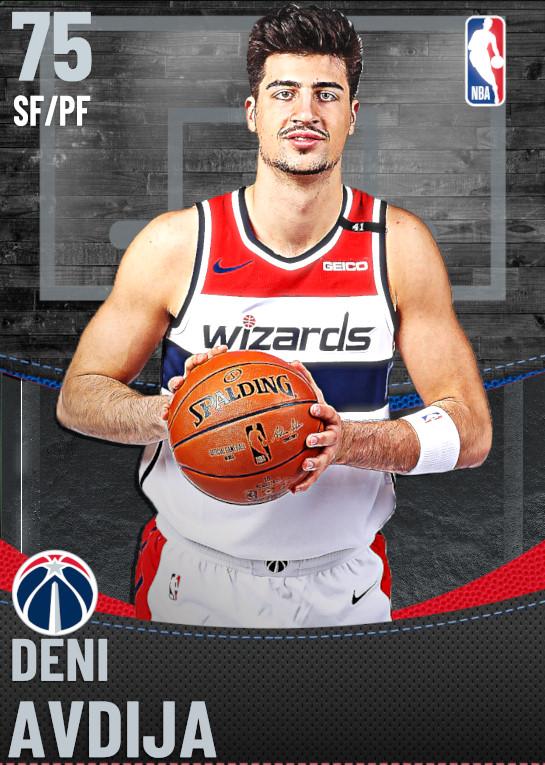 75 Deni Avdija | Washington Wizards
