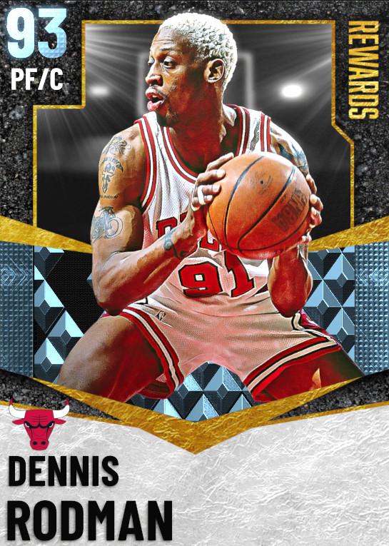 93 Dennis Rodman | undefined