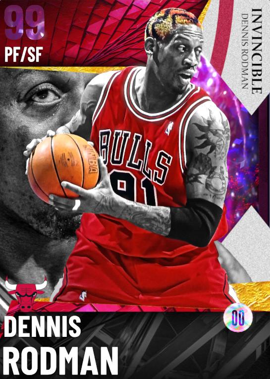 99 DARK MATTER Dennis Rodman