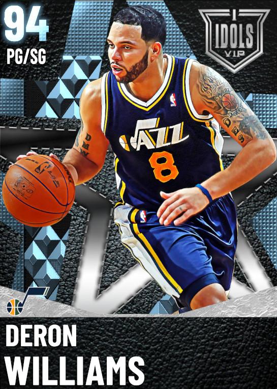 94 Deron Williams | undefined