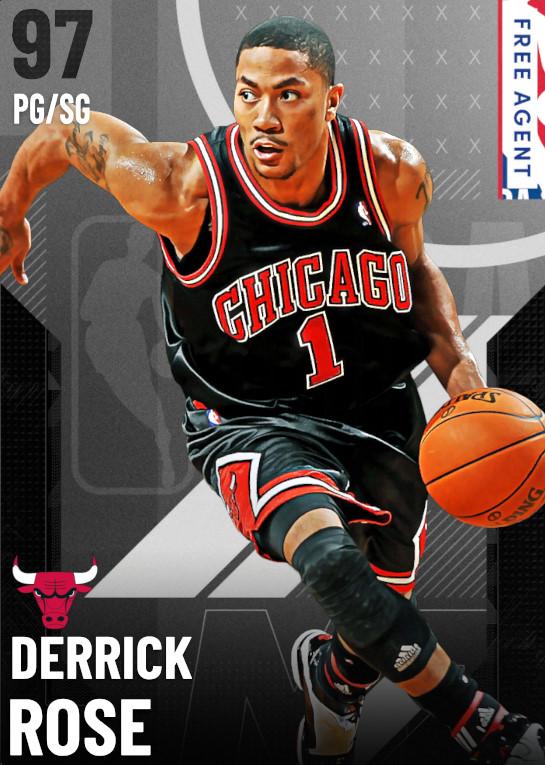 97 Derrick Rose   undefined