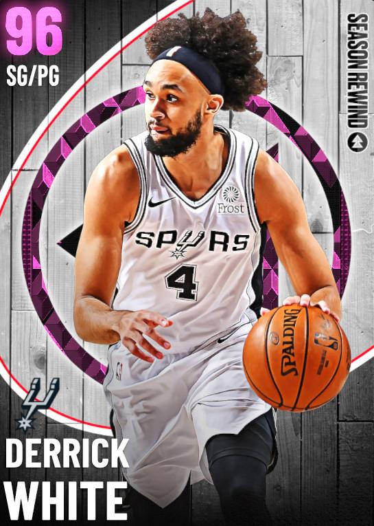 96 Derrick White   undefined